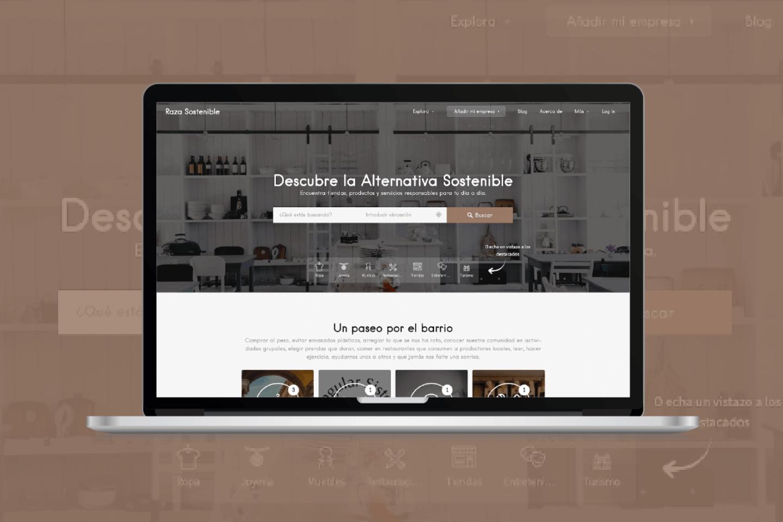 Diseño directorio online